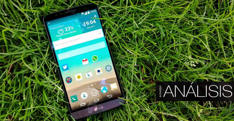 Illustration for article titled LG G3, análisis: al fin un Android tan bueno por dentro como por fuera