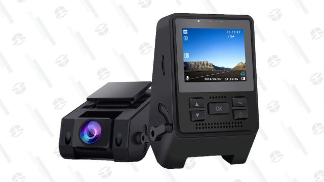 Keep Yourself and Your Car Protected with a $30 Dash Cam