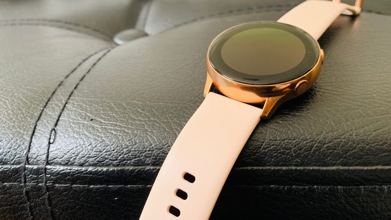 Samsung Galaxy Watch Active Review: Beautiful, but Buggy