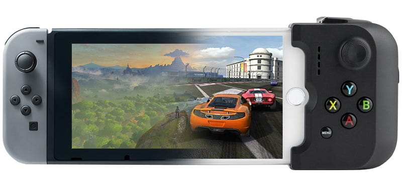 How to Turn Your Smartphone Into an (Almost) Nintendo Switch