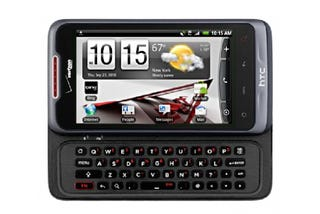 Illustration for article titled HTC Merge Surfaces on Verizon's Site, Only To Be Yanked