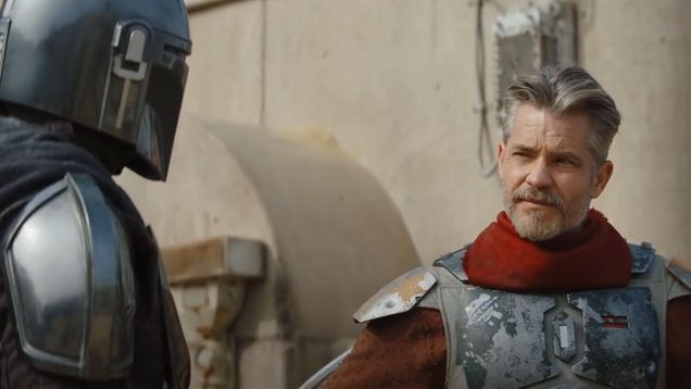 This Video Explores the Clever Ways The Mandalorian Uses Tatooine