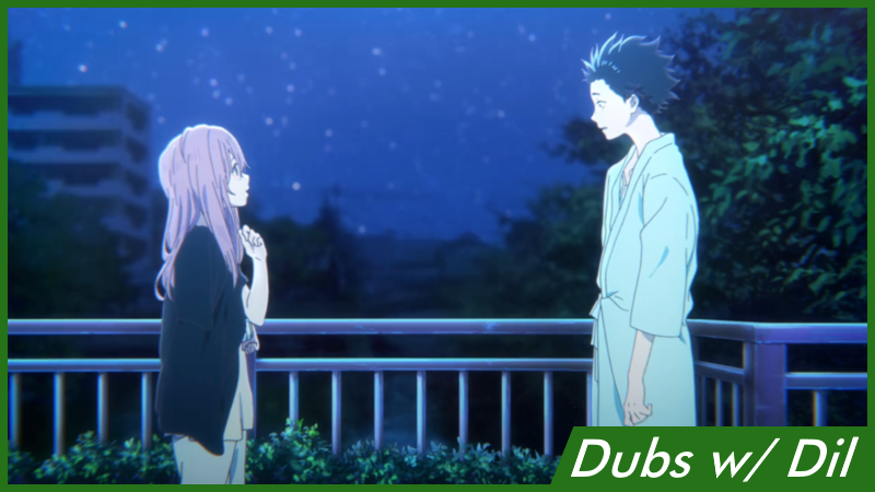 Illustration for article titled Dubs w/ Dil: A Silent Voice