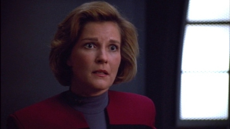 We will never see the beloved Janeway Maneuver in full HD glory.