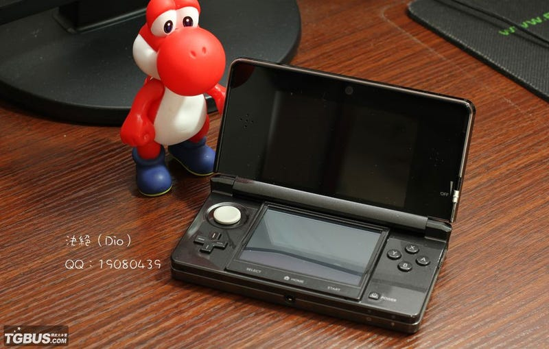 Illustration for article titled Rumor: 3DS Stolen From Chinese Factory