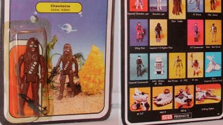 Illustration for article titled Turkish Star Wars action figures are gloriously awful