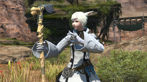 Switching From Healer To Tank In Final Fantasy XIV Was