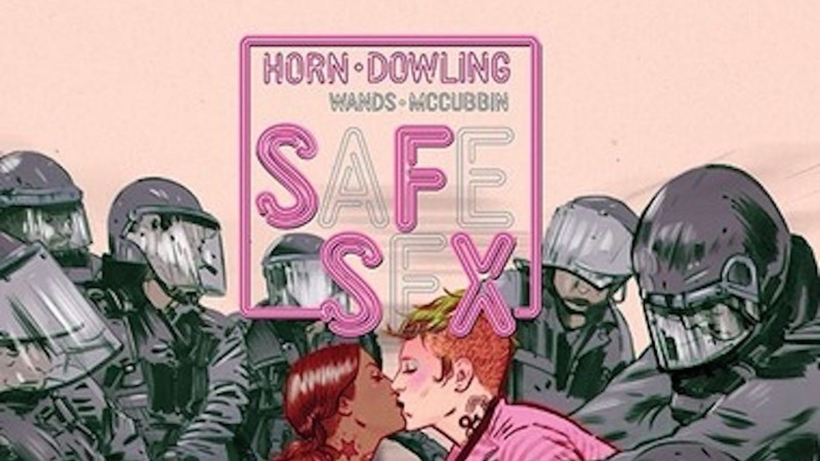 Tina Horn on Making SFSX, a Comic Where Queer Sex Workers Are Heroes