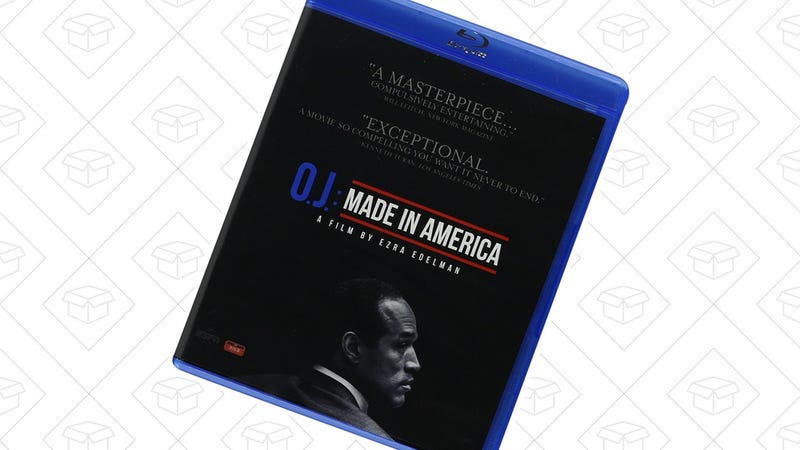 O.J.: Made In America, $12