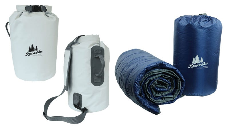 Illustration for article titled Black Friday Bests From Kawartha: Get Two Free Cooler Bags When You Buy A Base Camp Blanket ($89)