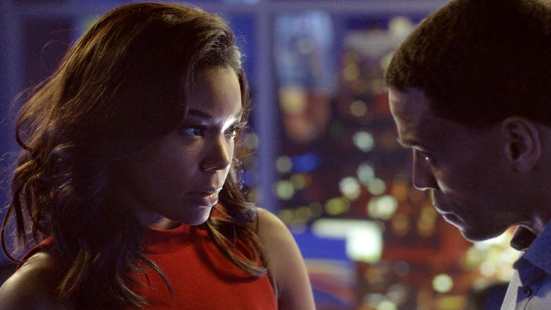 Mary Jane (Gabrielle Union) and Justin (Michael Ealy) finally do the deed. (BET Networks)