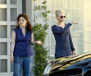 Illustration for article titled Renée Zellweger Knows Exactly Where Her Car Is Parked