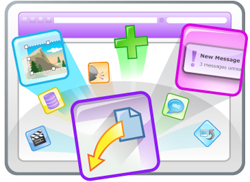 Illustration for article titled BrowserPlus Offers Drag and Drop Uploads and More