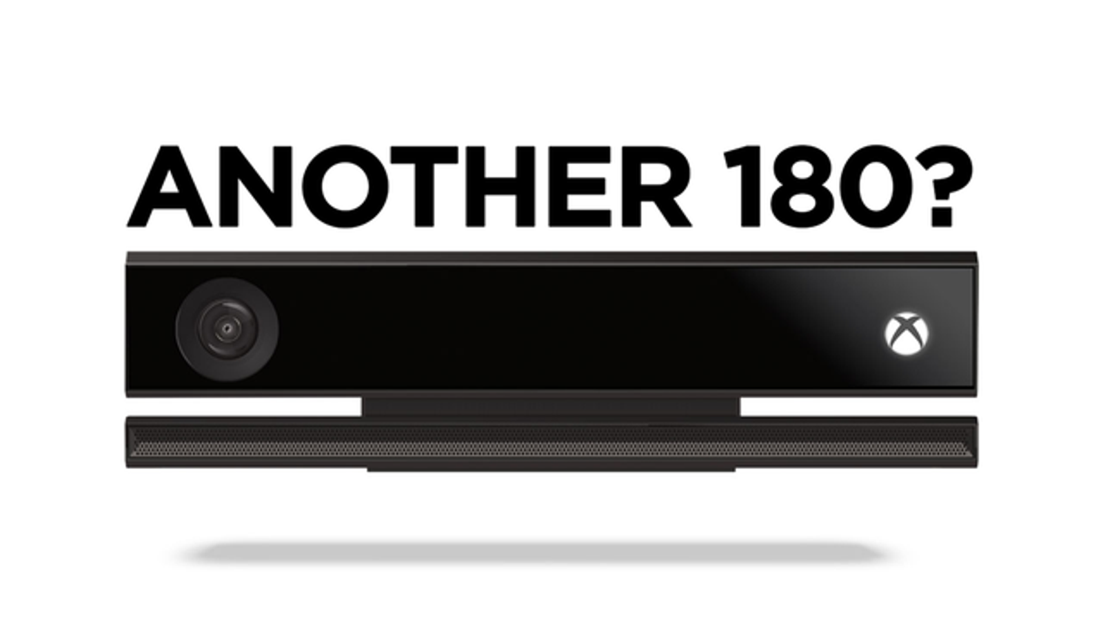 Kinect No Longer Mandatory For Xbox One (But Will Still Come