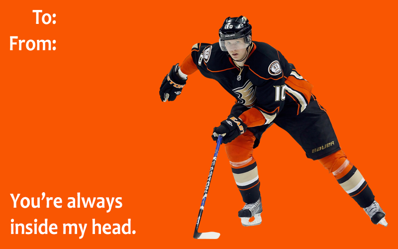 Illustration for article titled NHL Valentines