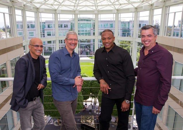 Confirmado: Apple compra Beats por 3.000 millones de dólares