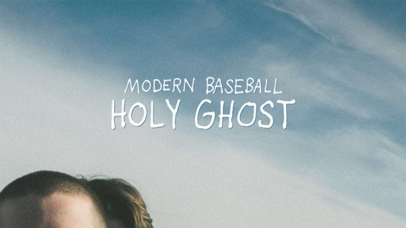 Illustration for article titled Modern Baseball announces its third album Holy Ghost