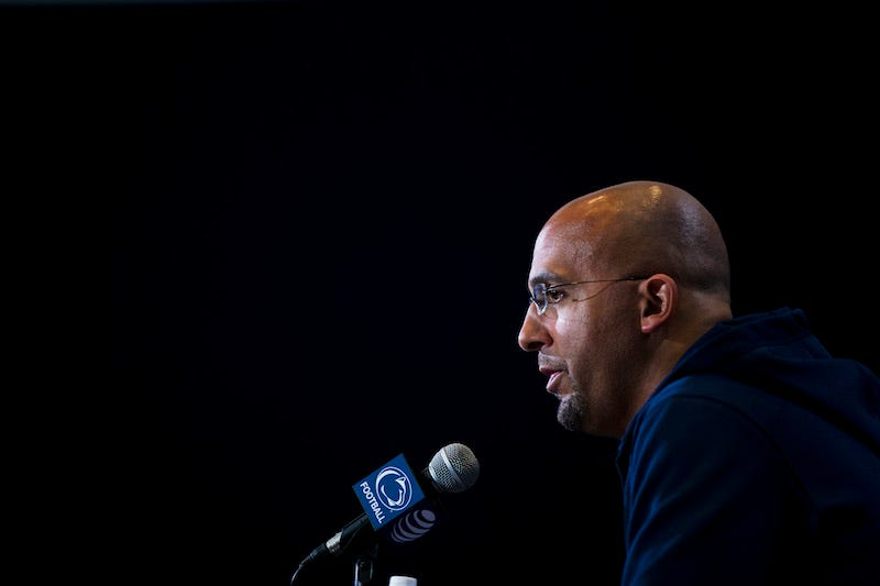 Illustration for article titled James Franklin Claims He Lied About Seeing Vanderbilt Rape Case Video