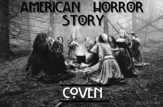 Illustration for article titled AHS: Coven - Live Open Thread (Spoilers, obviously)