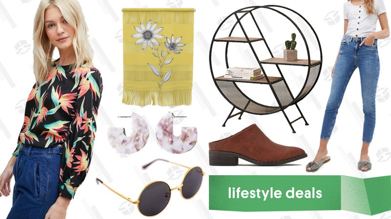 Illustration for article titled Wednesday's Best Lifestyle Deals: Sunglasses, American Eagle, Urban Outfitters, and More