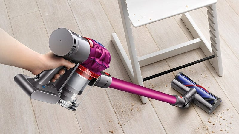 Dyson V7 Cord Free Vacuum | $240 | Amazon | Clip the 5% off coupon