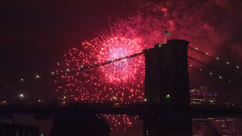 When and where to catch Fourth of July fireworks in Philly