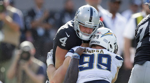 Joey Bosa Appears To Be Good As Hell