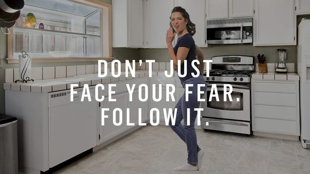 Follow Your Fear, Not Just Your Passion