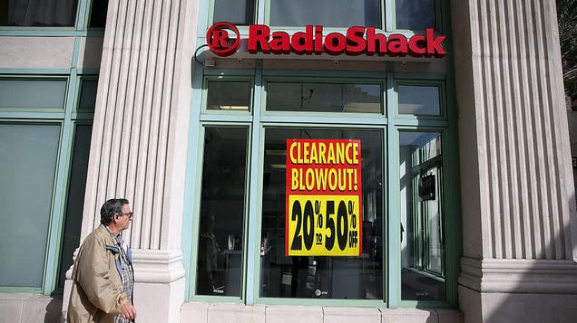 Radio Shack Once Again Crawls Out of the Grave