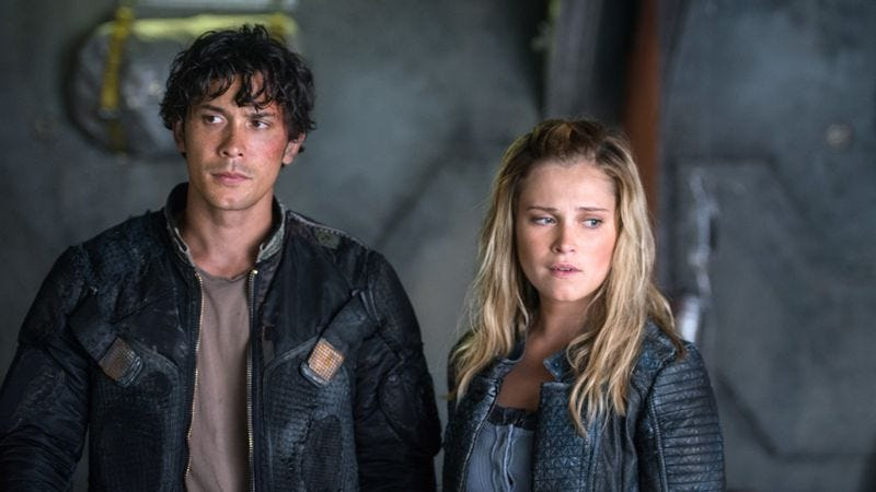 Illustration for article titled The latest episode of The 100 can't escape past mistakes