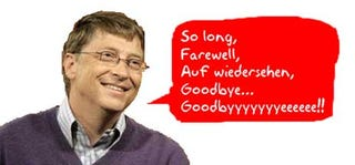 Illustration for article titled Bill Gates Farewell CES Keynote Cheat Sheet