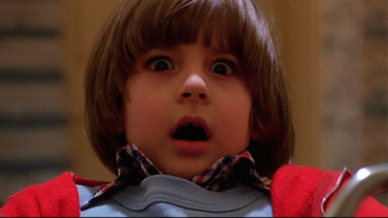 Illustration for article titled Warner Bros. thinking about making a prequel to The Shining instead of not doing that
