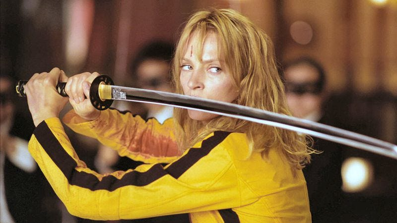 Credit: Kill Bill