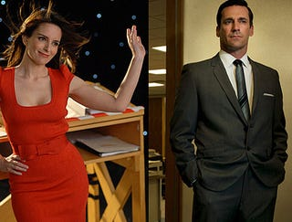 Illustration for article titled Jon To Hamm It Up On 30 Rock Again; Katy Perry Pregnancy Rumors Persist
