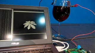 Illustration for article titled Intel Has Made a Processor That's Powered By Wine