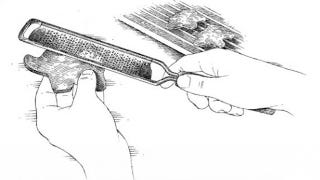 Illustration for article titled Use a Microplane Grater to Rescue Slightly Singed Holiday Cookies