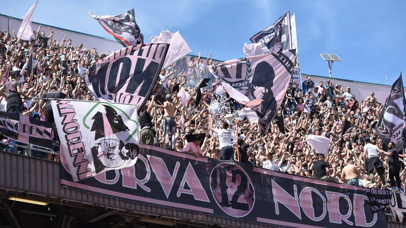Illustration for article titled Palermo Relegated From Italian Second Division Due To—Shocker!—Corruption And Fraud