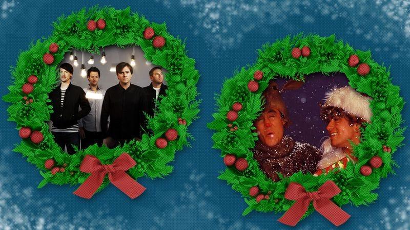 wham and jimmy eat world ponder what happened last christmas - Last Christmas Wham