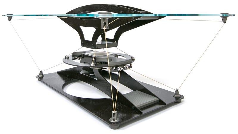 Diese $ 30.000 Couchtisch schwimmt wie ein Hoverboard