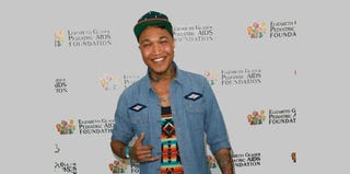 Jamar Rogers, formerly of The Voice (Imeh Akpanudosen/Getty Images Entertainment)