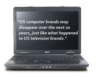 Illustration for article titled Acer Founder Is Not Impressed With His American Counterparts