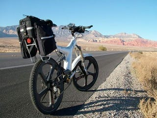 Illustration for article titled Optibike OB1 is a Hybrid Electric Mountain Bike You Might Actually Want to Ride