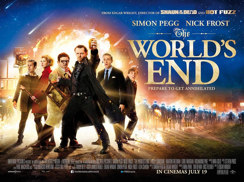 Illustration for article titled The World's End