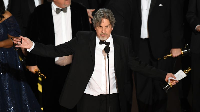 """Illustration for article titled Green Book's Peter Farrelly is making a """"suicide comedy"""" for Quibi, so that'll be fun"""
