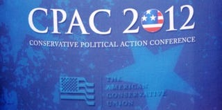 CPAC 2012 (Getty Images News)