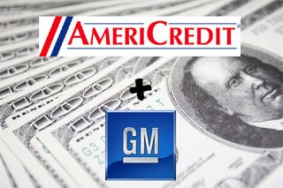 Illustration for article titled GM Buys AmeriCredit To Offer More Low Credit Auto Loans