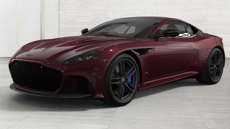 Here S How You Should Configure Your 2019 Aston Martin Dbs Superleggera