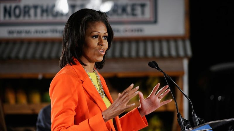 21286a9c4a The newspaper claimed that Michelle Obama had had an Agent Provocateur  store in Manhattan closed ...