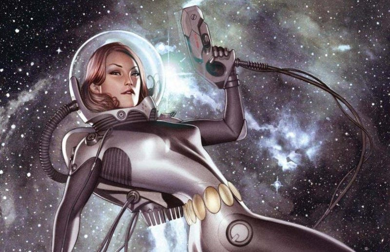 Illustration for article titled Al Gore's Daughter Creating Comedy Series About Female Astronauts