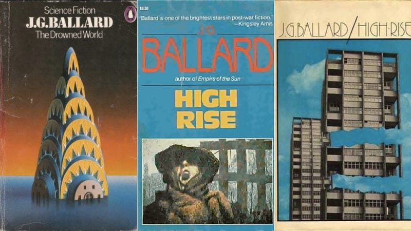 Illustration for article titled A new director attempts to climb J.G. Ballard's High-Rise